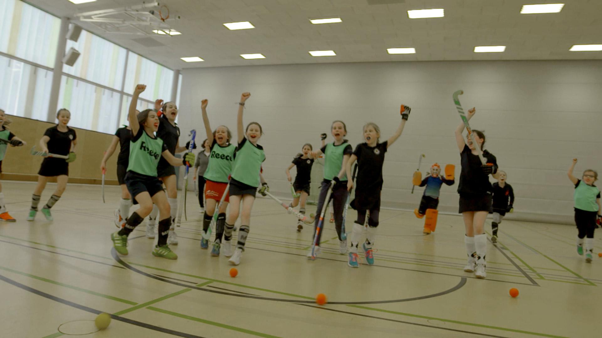NRW-Preis Frauen und Mädchen im Sport