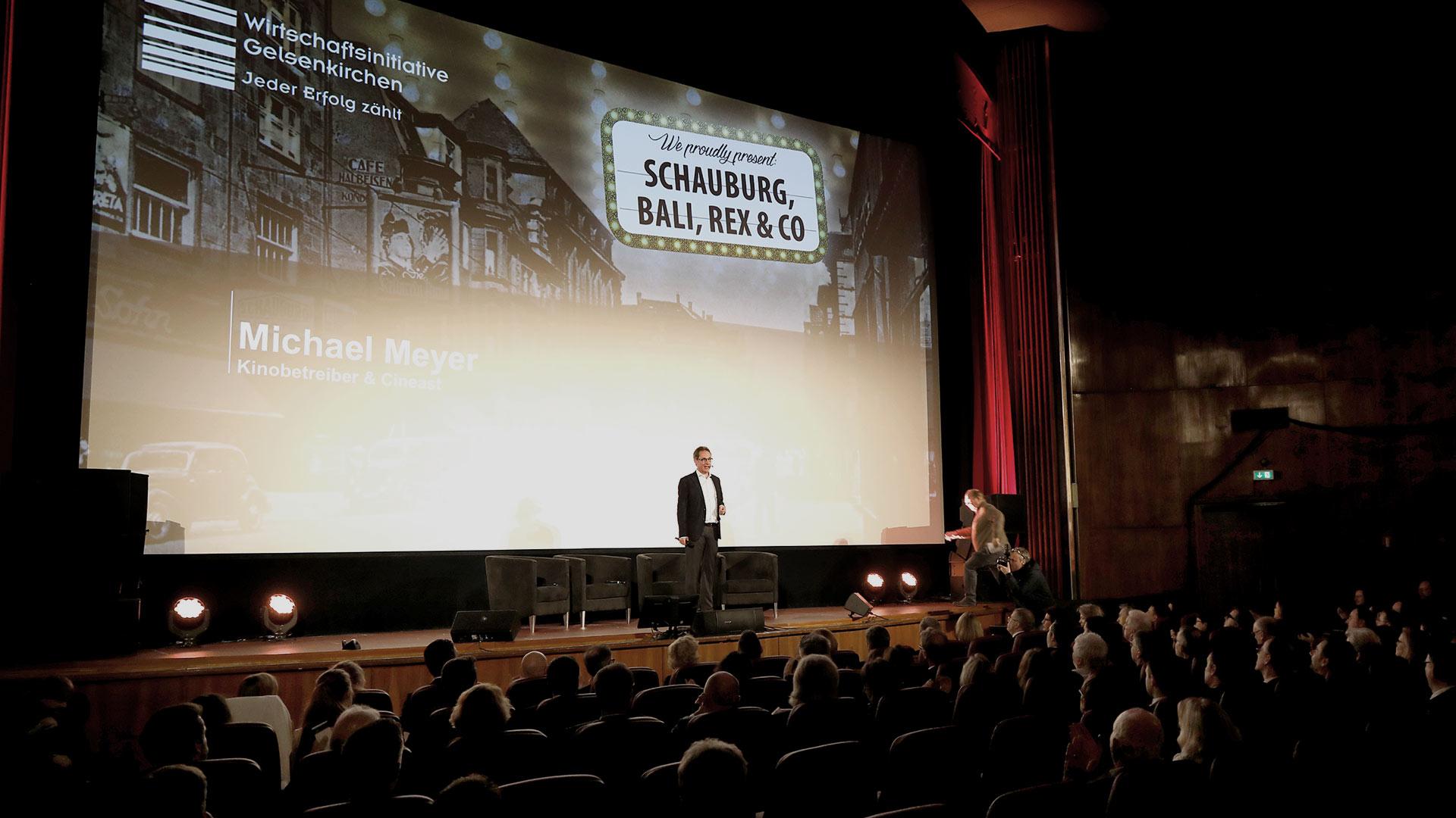 Gala der Wirtschaftsinitiative Gelsenkirchen